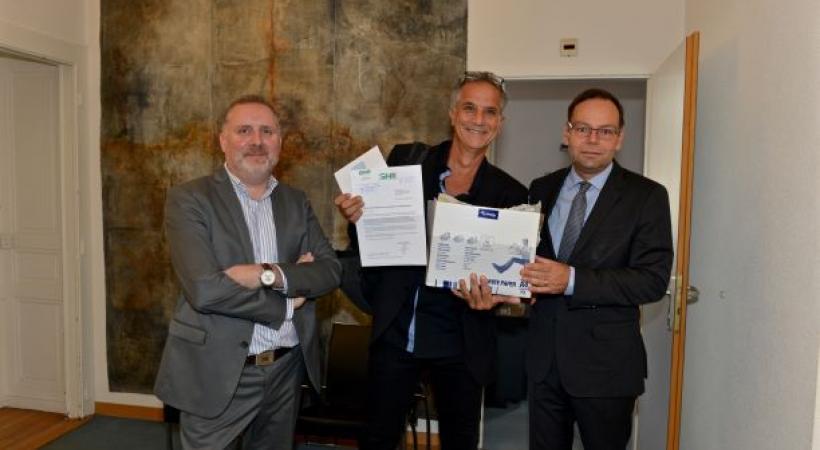 """Déposée en septembre 2016, la pétition """"Stop aux contraventions scandaleuses"""" avait récolté 16'000 signatures. DR"""