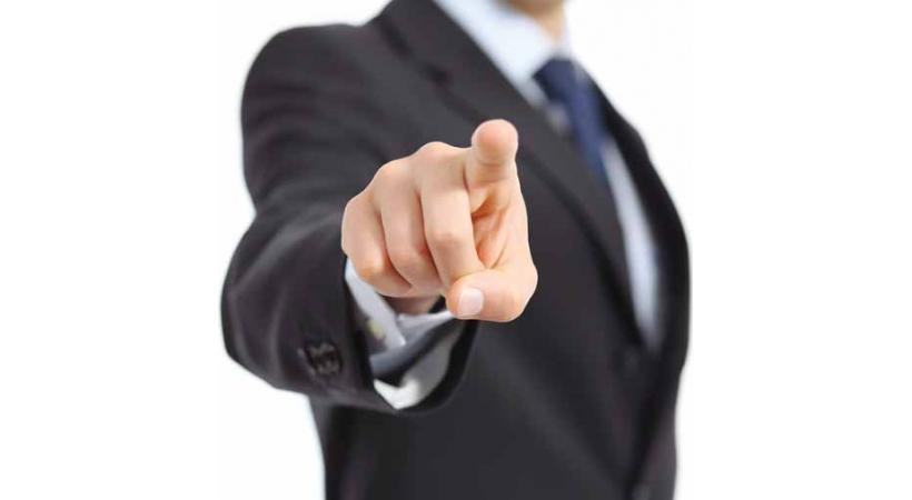 Le populiste souvent pointé du doigt.