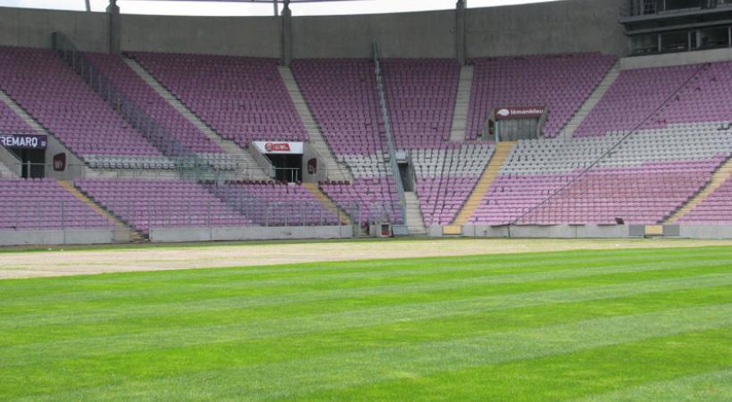 Ados privés de Stade de Genève. DR