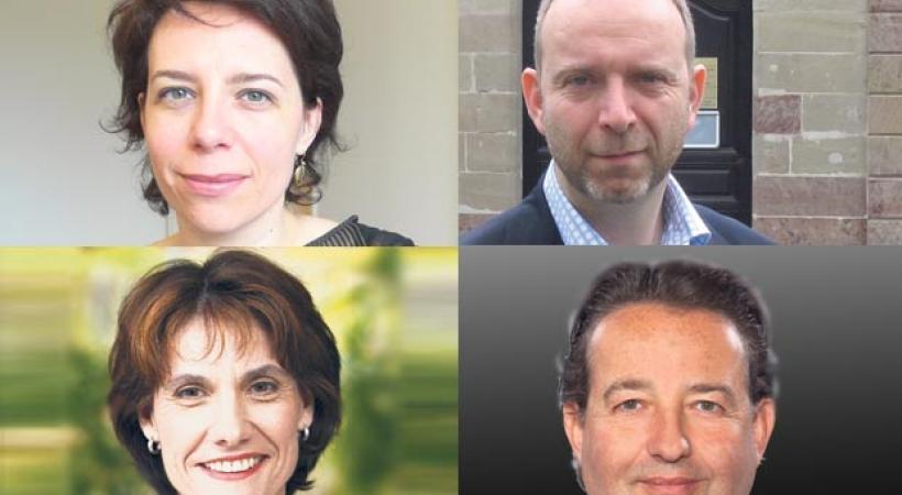 PS: le Quatuor d'Alexandrie: Sandrine Salerno, Anne Emery-Torracinta, Thierry Apothéloz et Roger Deneys ont sept mois pour nous convaincre.