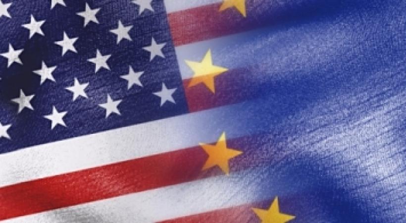 Un accord transatlantique nommé TAFTA pourrait voir le jour déjà à l'horizon 2016. DR