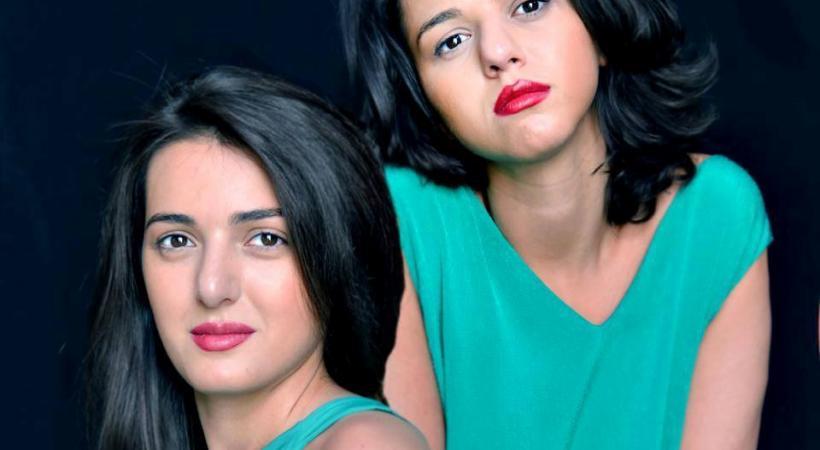 Gvantsa et Khatia Buniatishvili seront ensemble sur scène le 18 août. DR