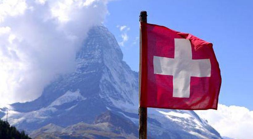 Une image d'Epinal de la Suisse.