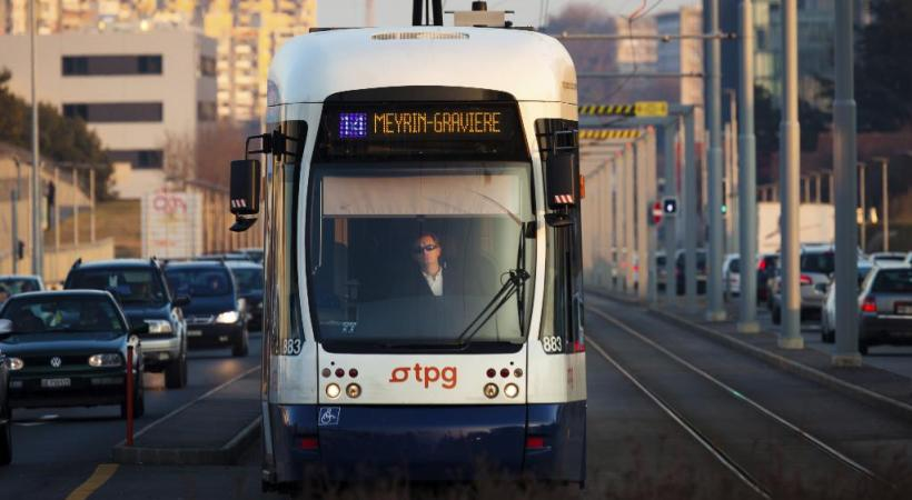 Le réseau des rails du tram souffre d'usure. STOCK/XENOLA