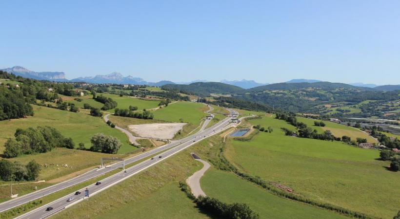 Un lien entre Genève et Annecy dont la fréquentation ne cesse d'augmenter. DR