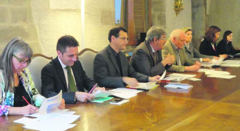 Les Conseillers d'Etats seraient élu pour cinq ans.