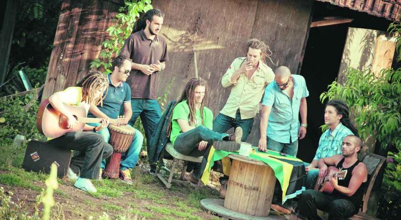 nouveau talent du reggae européen.