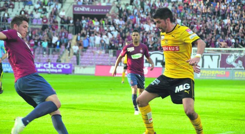 Côté renforts, l'équipe devra se contenter du retour de Matias Vitkieviez.