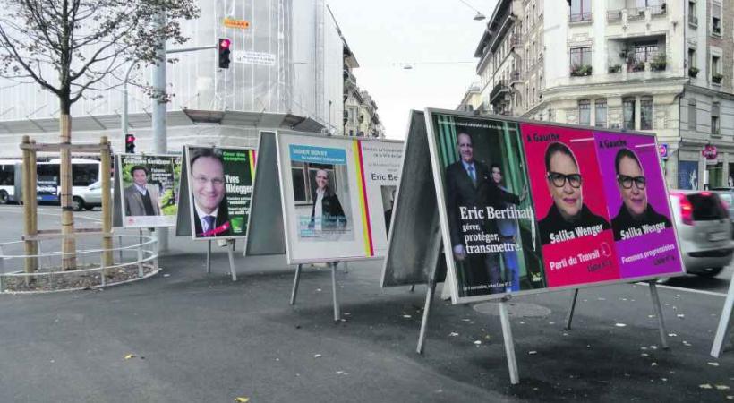 L'argent pollue les campagnes électorales
