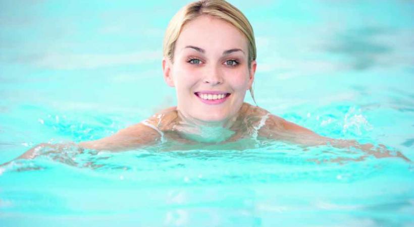 Mincir apr s b b ghi for Accouchement en piscine