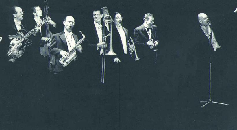 Dix-sept musiciens qui se mettront sur leur trente et un pour un bal fou.