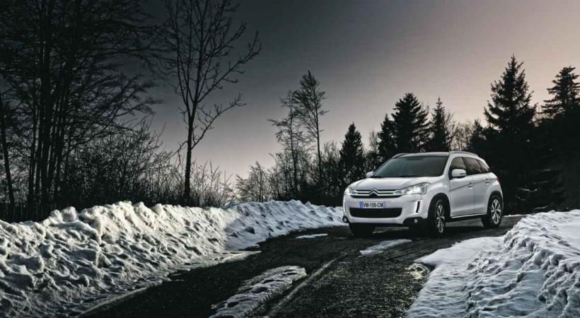 Citroën C4 Aircross: la base Mitsubishi ASX revisitée à la française