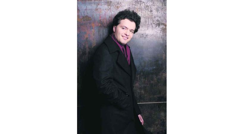 Le virtuose russe parcoura les grands musiciens classiques lors de son passage au Victoria Hall.