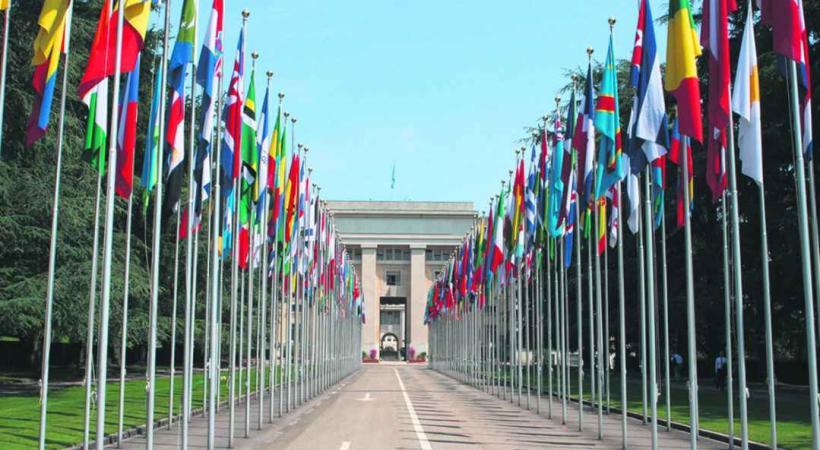Berceau des Nations Unies, Genève abrite une des populations diplomatiques la plus importante du monde.