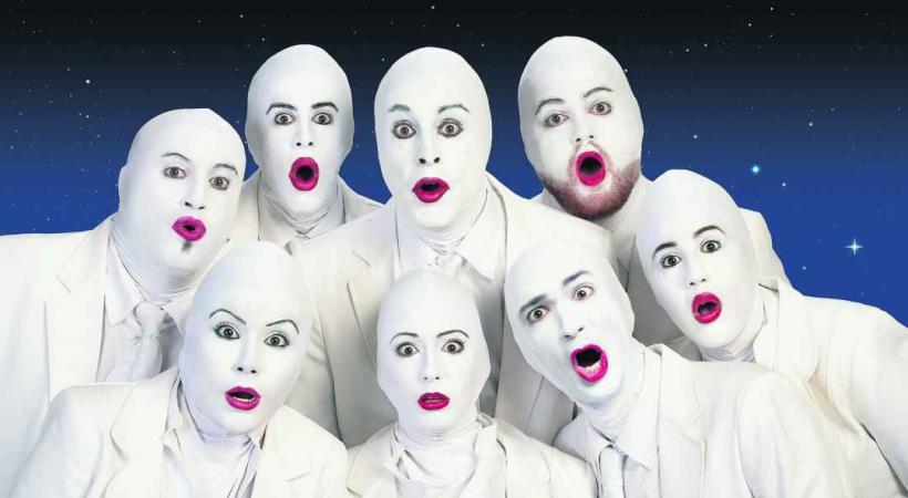 Des extraterrestres qui croient aux pouvoirs de la musique.