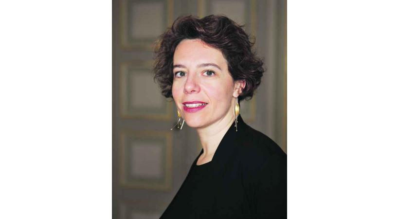 Sandrine Salerno: une énergie qui force le respect.