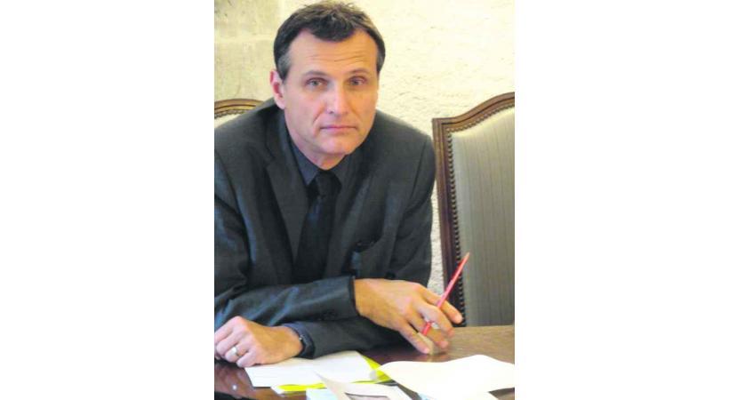 Charles Beer - Conseiller d'Etat chargé du DIP