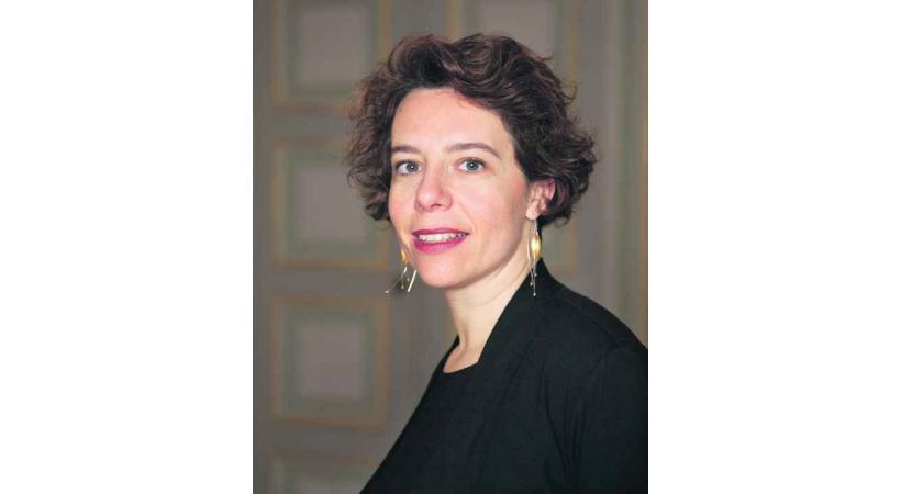 Sandrine Salerno, maire. Aurélien Bergot/Whitebalance / DR