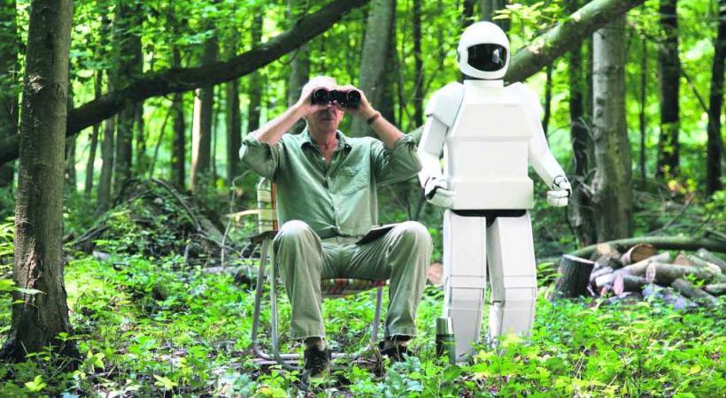 le robot personnel  futur  u00abhomme de l u0026 39 ann u00e9e u00bb