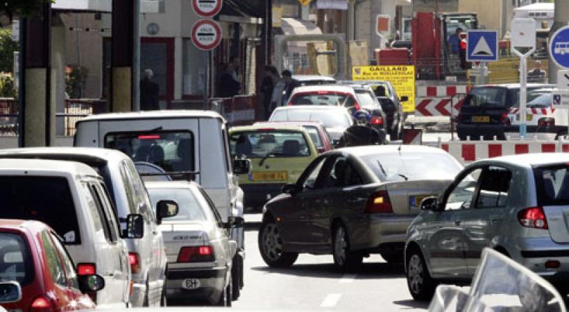 La qualité de l'air due à la circulation fait partie d'un objectif.