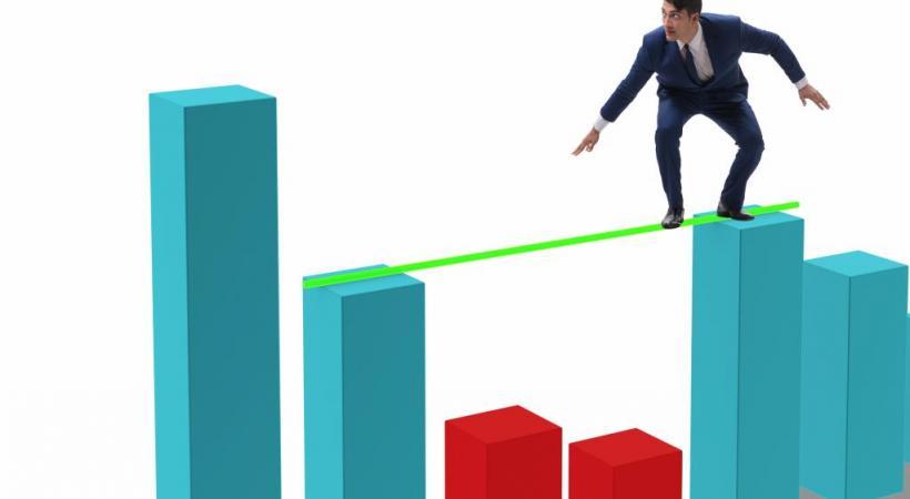 D'un point de vue économique, l'incertitude sera la grande gagnante de cette année. 123RF