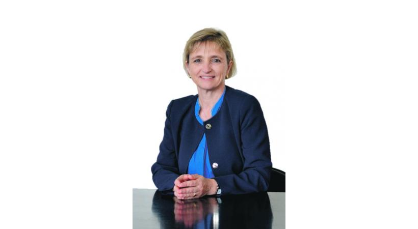Fabienne Fischer: «Ne laisser personne au bord du chemin.» DR