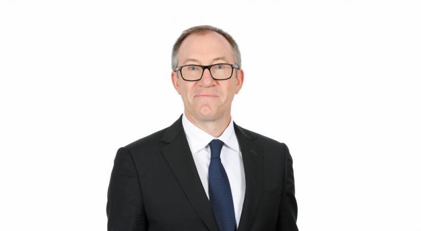 Michel Matter: «Relever Genève après cette crise.» DR