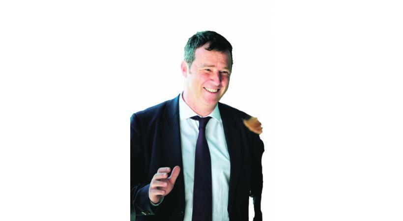 Cyril Aellen: «Genève doit rendre son développement plus qualitatif.» DR