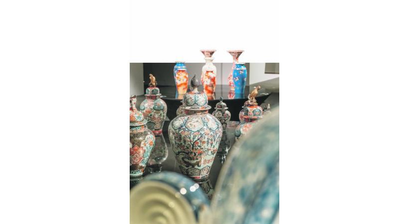 Avec près de 800 pièces, le Musée Ariana conserve l'une des plus importantes collections suisses