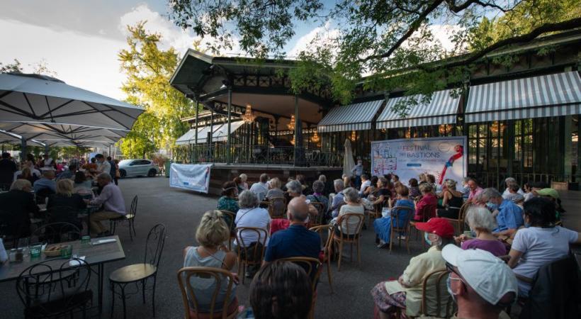 La première édition du Festival des Bastions en 2020 avait rencontré un grand succès. OLIVIER MICHE