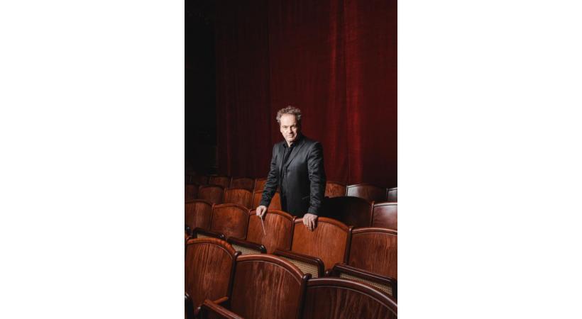 Jonathan Nott dirigera l'OSR lors de la première soirée du festival. NIELS ACKERMANN