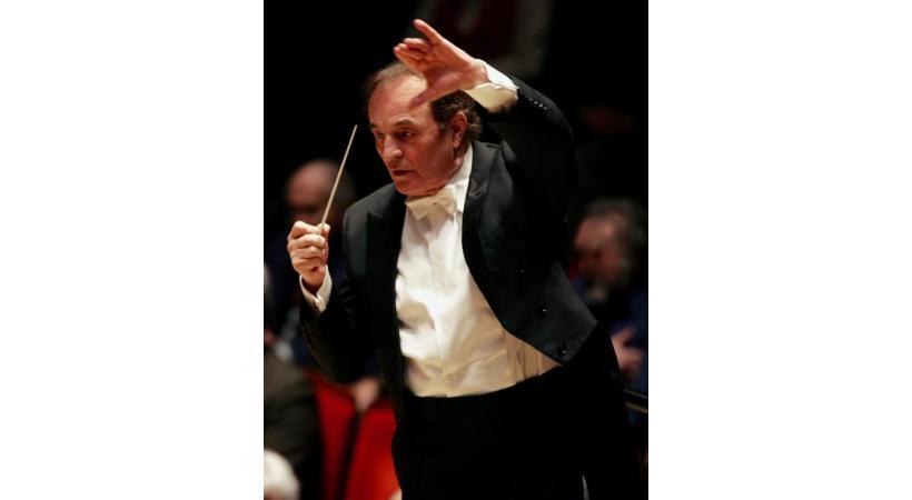 Le chef d'orchestre lausannois Charles Dutoit dirigera l'OSR. DR