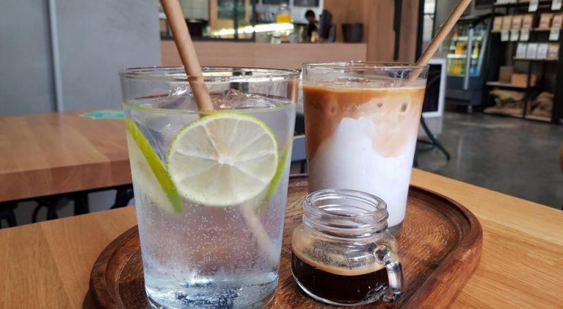 Le Coffee tonic connaît un immense regain d'intérêt. DR
