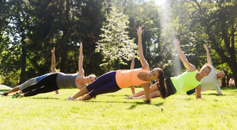 La Ville de Genève propose une vaste palette d'activités sportives cet l'été. 123RF