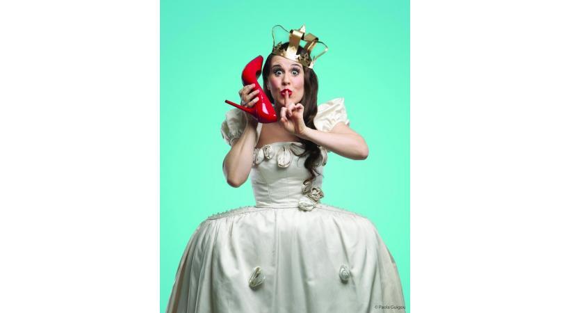 L'humoriste alsacienne Antonia de Rendinger jonglera avec les mots dans son spectacle «Moi jeu», le 9 décembre.