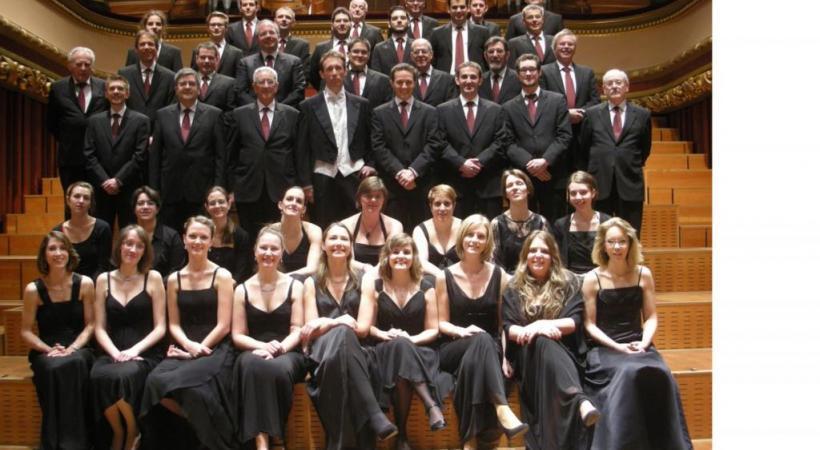 L'Harmonie Nautique présente chaque année deux concerts au Victoria Hall. DR
