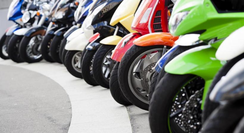La piste du Plantin prendra des airs de salon de la moto. DR