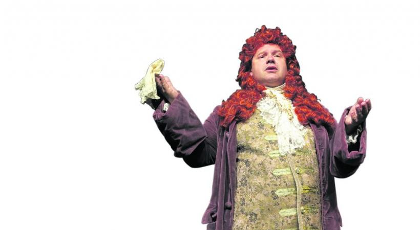 Le théâtre Alchimic ouvre sa saison avec un hommage à Molière. DR