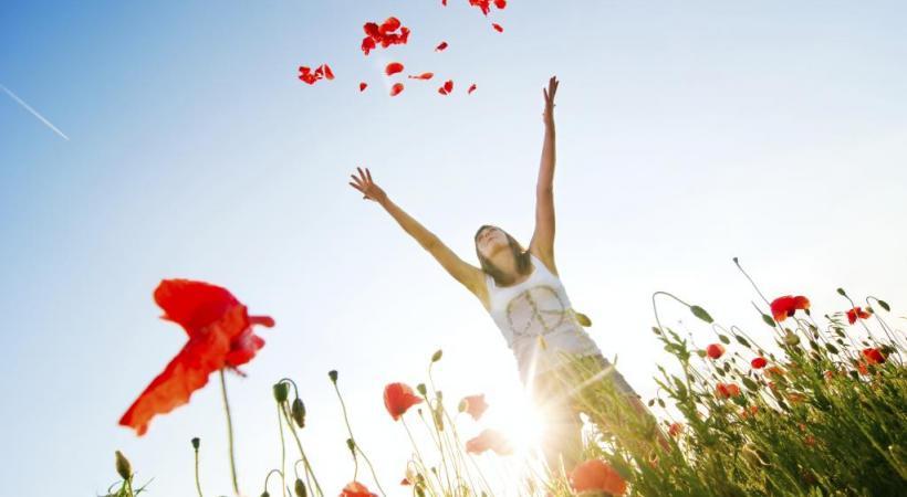 Le «Flower Power», un retour à la nature. ISTOCK/ONGAP