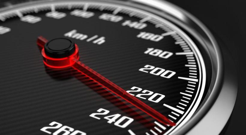 En commettant un excès de vitesse sur une autoroute sans accident, le conducteur passera par la case prison. DR