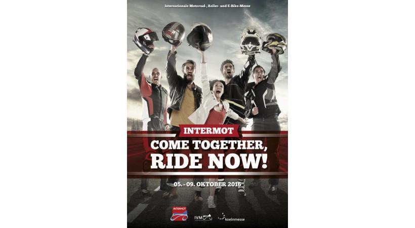 Le grand rendez-vous des passionnés de motos. INTERMOT/KOELNMESSE
