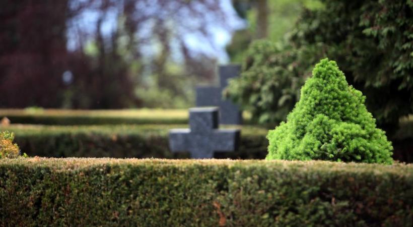 Le public pourra visiter le cimetière Saint-George, en petit train. VILLE  DE GENèVE Le public pourra visiter le cimetière Saint-George, en petit train. VILLE  DE GENèVE