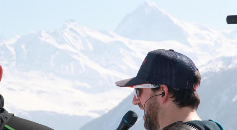 Des airs de Grand Nord canadien à Thyon 4 Vallées. DR
