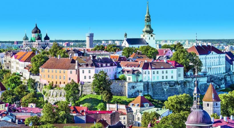 Tallinn est un véritable joyau médiéval. MICHAELA BETZ