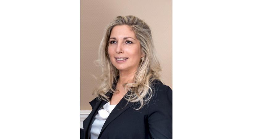 Nathalie Fontanet a tous les atouts pour être élue au Conseil d'Etat. SERGE HONTAAS