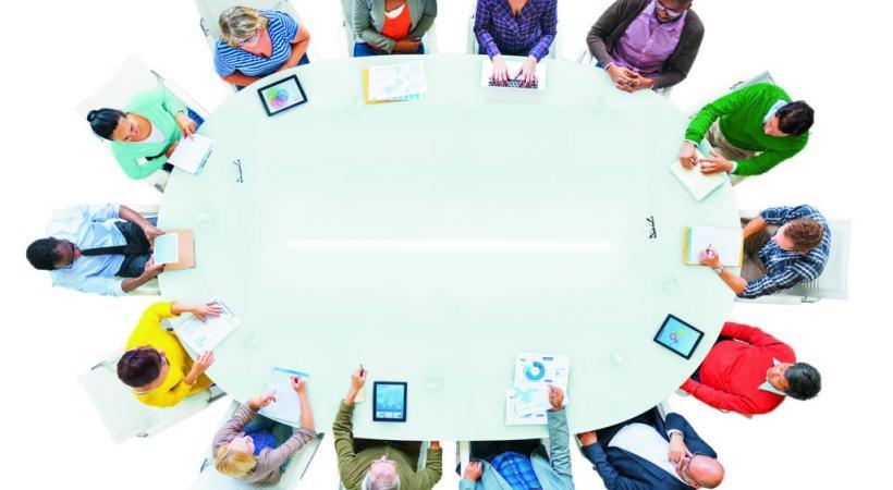 Un management horizontal, où chaque employé est responsabilisé. DR