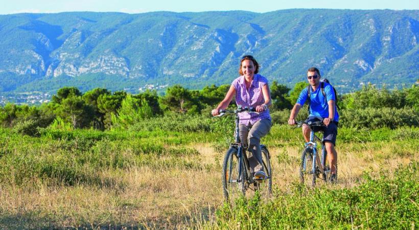 Le paradis du cyclotourisme. P. GIRAUD-OTLMV