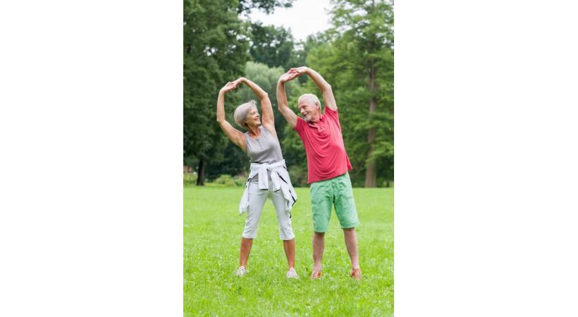 Une activité physique modérée contribue aussi à freiner le déclin cognitif. 123RF/LAMMEYER
