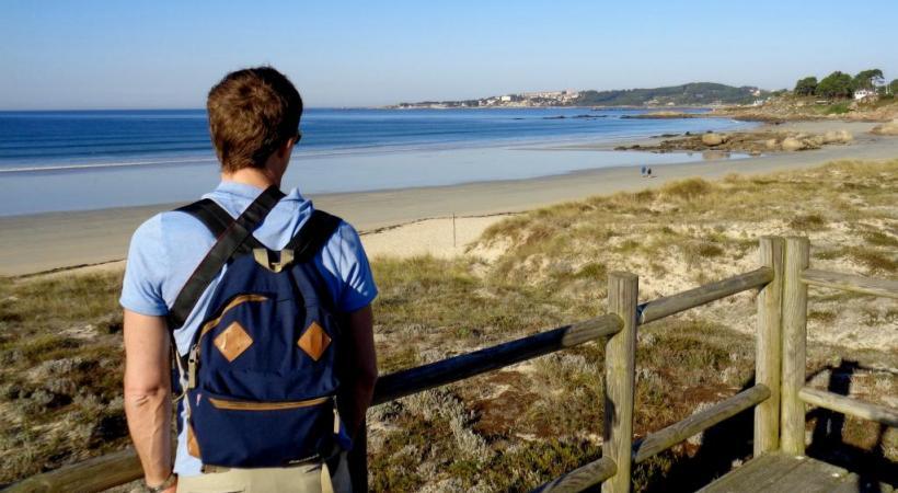 Des plages immenses épargnées par le bétonnage.