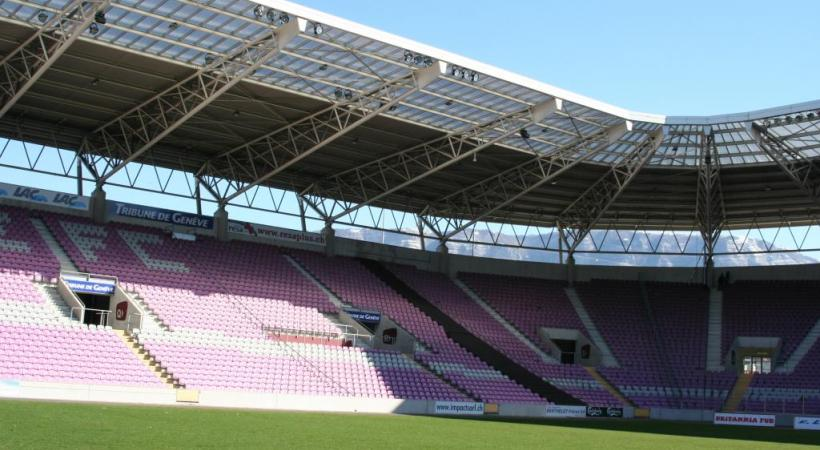 Stade de Genève. dr